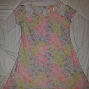 Faded Glory floral tunic